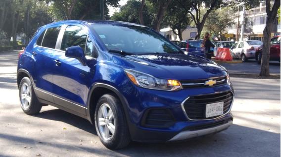Trax 2017 Azul Lt Piel, 1 Solo Dueño