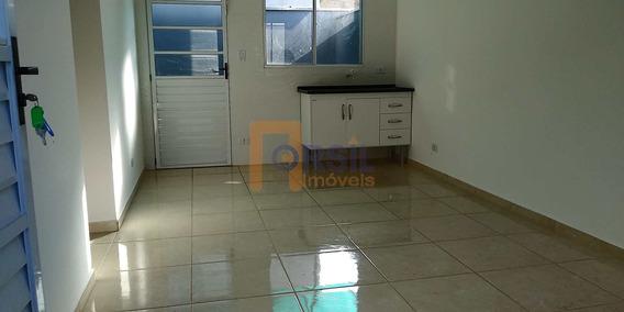 Casa De Condomínio Com 2 Dorms, Vila Brasileira, Mogi Das Cruzes - R$ 169 Mil, Cod: 1627 - V1627