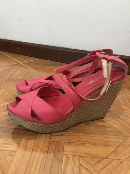 Lote De Zapatos Sandalias Blaqué Ferraro