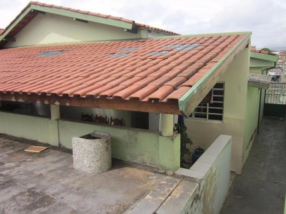 Casa Residencial À Venda, Jardim Do Lago, Campinas. - Ca0239