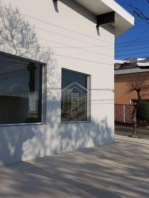 Salão Para Locação Novo Na Vila Scarpelli, 118 Metros - 9111ad
