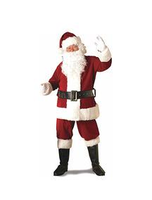 Disfraz De Papa Noel Excelente Desde Usa