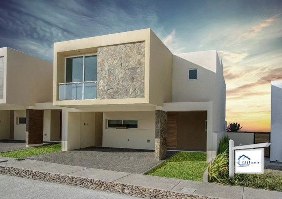 Fracc La Vista, Junto A El Refugio, Alberca, 3 Recs, Estudio, Jardín, 2.5 Baños