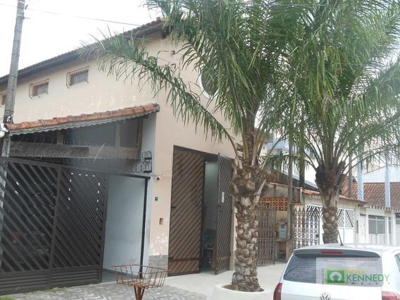 Casa Com 4 Dorms, Sítio Do Campo, Praia Grande - R$ 350 Mil, Cod: 14880099 - V14880099