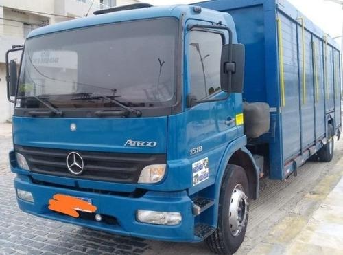 Caminhão Mb Atego 1518