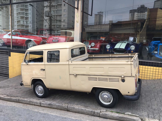 Volkswagen Kombi Cabine Dupla1600 Ar T2 Nao T1 Safari Samba