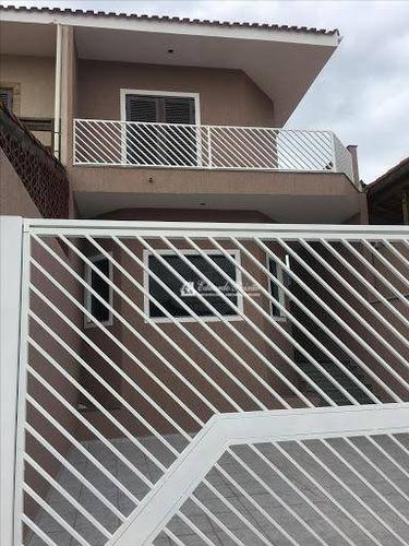 Sobrado Com 3 Dormitórios À Venda, 130 M² Por R$ 600.000,00 - Jardim São Judas Tadeu - Guarulhos/sp - So0042
