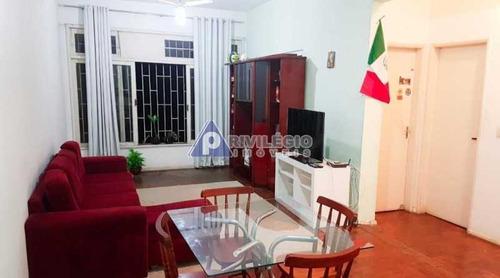 Apartamento À Venda, 3 Quartos, Copacabana - Rio De Janeiro/rj - 18793