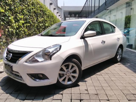Nissan Versa Sedan 4p Advance L4/1.6 Aut