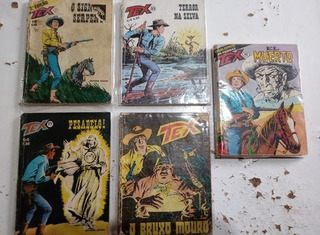 Tex 01 - 2ª Edição + 28 Revistas (leia O Anúncio)