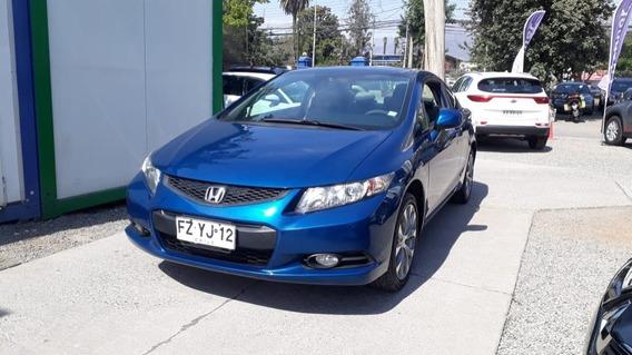 Honda Civic Coupe Ex 1.8 2014