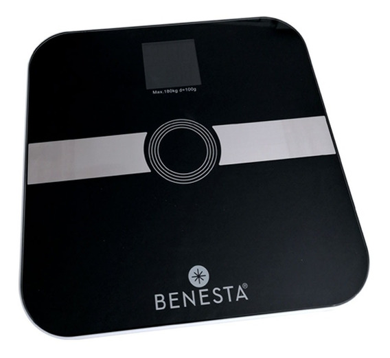 Bascula Digital Corporal C/ Bluetooth De 8 Prametros Benesta