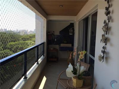 Apartamento Com 3 Dormitórios À Venda, 127 M² Por R$ 690.000 - Jardim Apolo Ii - São José Dos Campos/sp - Ap0762