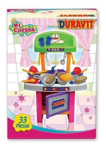 Duravit Mi Cocina 33 Piezas E.full