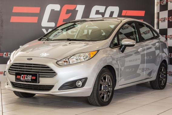 Ford Fiesta 1.6 16v Se Flex 5p Baixa Km!