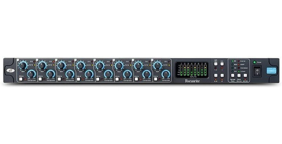 Pré Amplificador Focusrite Mkii Dynamic Garantia 2 Anos