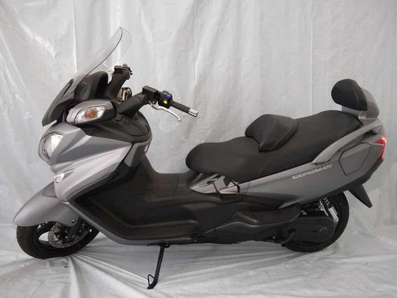 Suzuki Burgman 650 Cinza 2019