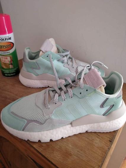 Zapatilla adidas Originals Nite Jogger W Mujer Talle 9.5 Us