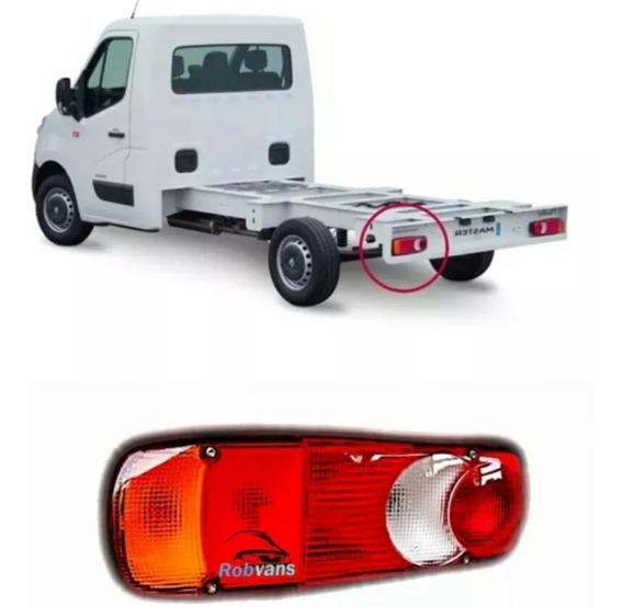 Lanterna Renault Master Chassi 14 15 16 17 Esquerdo