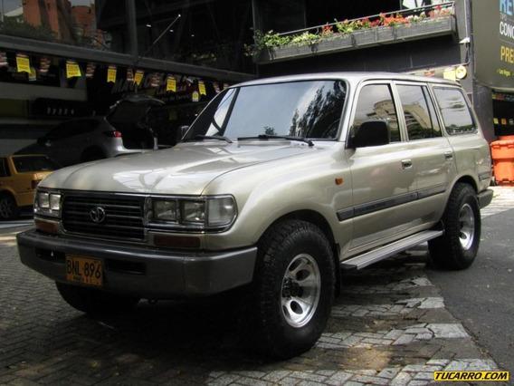 Toyota Burbuja Autana 4500 Cc Blindado
