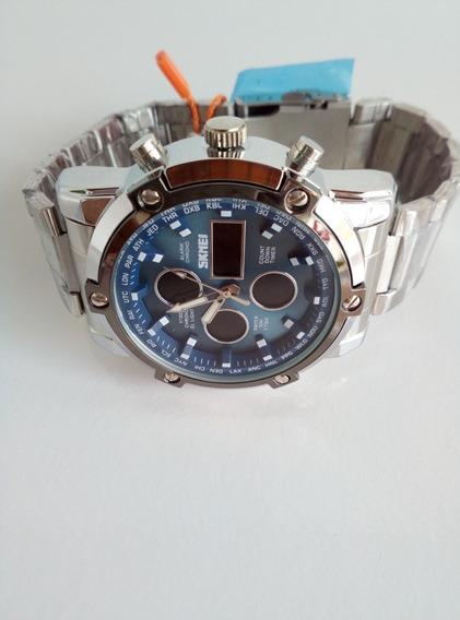 Promoção: Relógios Skmei Masculino De Luxo A Prova D