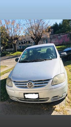 Imagen 1 de 5 de Volkswagen Fox 2008 1.6 Comfortline 5 P