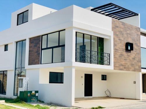 Casa En Venta 3 Recamaras Morillotla En San Andres Cholula