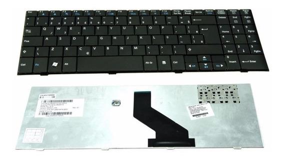 Teclado Para Notebook Lg A520-p Lg A520-5001 Lg-a520-1 Novo