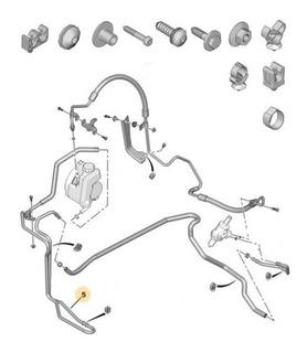Radiador Dirección Asistida Peugeot Partner 1.6 D