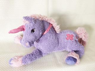 Unicornio De Peluche - Gisetoys