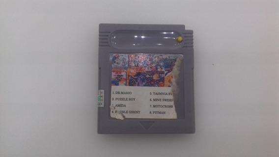 Game Boy 8 Jogos Original