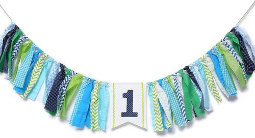 Wawuh - Banner De 1er Cumpleaños, Decoracion Para Fiesta D
