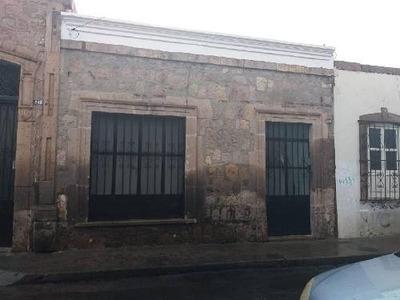 Casa En Venta En Morelia, Centro