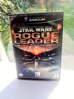 Star Wars Rogue Leader Squadron 2 Nintendo Game Cube Ngc