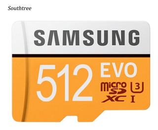 Cartão De Memória Samsung Evo 512 Gb(frete Grátis)