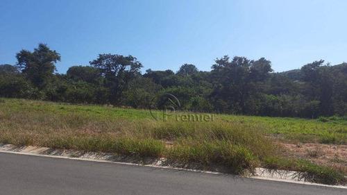 Imagem 1 de 5 de Terreno À Venda, 343 M² Por R$ 365.000,00 - Condomínio Gran Reserve - Indaiatuba/sp - Te0736