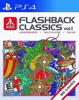 Video Juego Atari Flashback Classics: Volume 1 Playstation 4