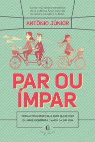 Livro De Relacionamento Par Ou Impar - Pastor Antônio Jr