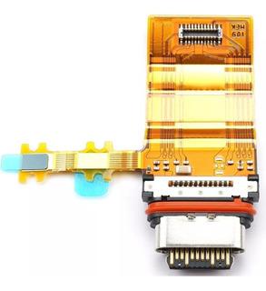 Flex Pin De Carga Sony Xperia Xz1 Tipo C