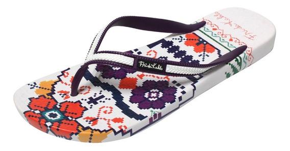 Sandalias Con Diseño De Frida Kahlo Fc-3064