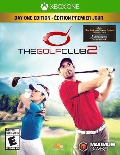 The Golf Club 2 - Xbox One | Mídia Física | Lacrado!!