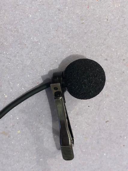 Microfone De Lapela (somente Venda)