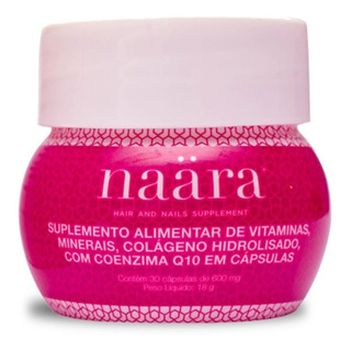 Naära Hair And Nails - Colágeno - Jeunesse! Com Nota Fiscal!