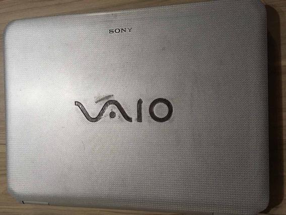 Carcaça Sony Vaio Vgn Ns210e
