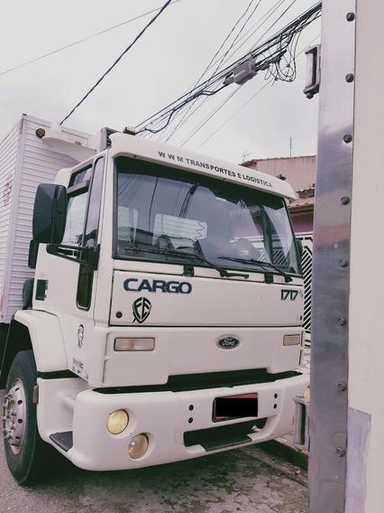 Caminhão Frigorifico Ford Cargo 1717 Toco