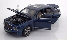 Bentley Mulsanne Speed 1:18 Kyosho Ñ Minichamps Autoart Cmc