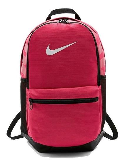 Mochila Nike Negra Hayward 25 Litros