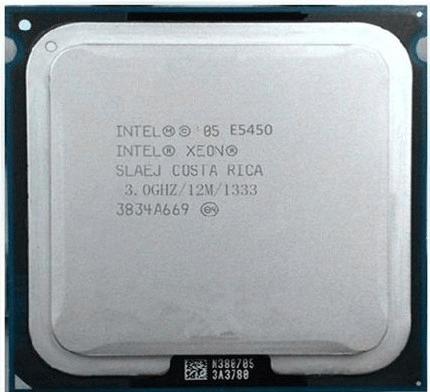 Intel Xeon E5450 Lga771 3.0ghz 12 Mb 1333mhz