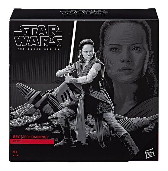 Rey Entrenamiento Jedi The Black Series Star Wars Envio Grat