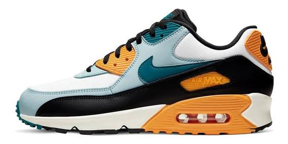 Zapatillas Nike Hombre Air Max 90 Env Gratis Gd Aj1285110 Ct